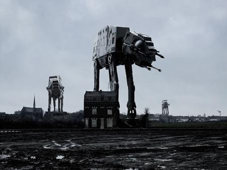 Звёздные Войны впригороде Парижа. Изображение № 1.