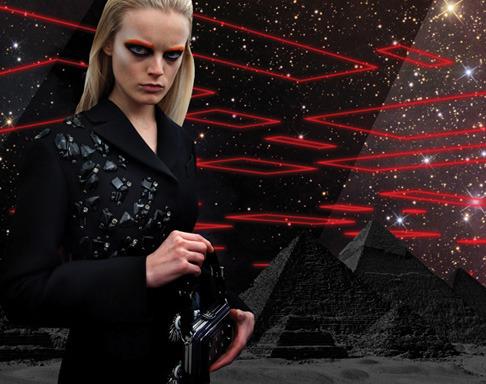 Новый лукбук Prada Real Fantasies посвящен космосу. Изображение № 7.