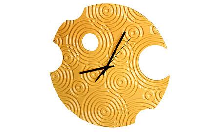Креативные настенные часы. Изображение № 14.