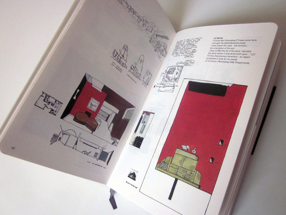 Moleskine Inspiration And Process In Architecture. Изображение № 12.