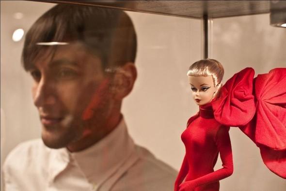 Barbie SilkStone - модель haute couture. Изображение № 1.