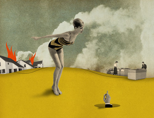 Perpendicular Dreams of Julien Pacaud. Изображение № 13.