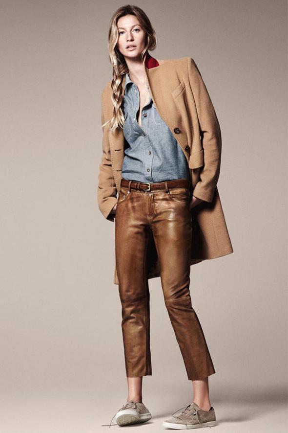 Кампания: Жизель Бундхен для Esprit. Изображение № 11.