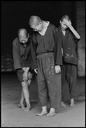 Современные фотографы. Chang Chen-Chi. Изображение № 11.