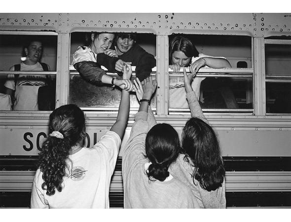 Классный час: Школьники в документальных фотографиях. Изображение № 48.