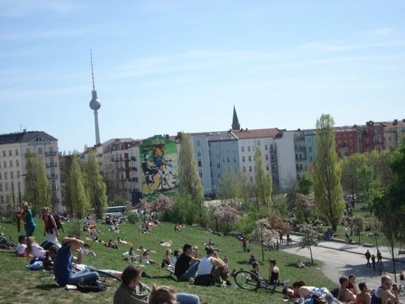 Изображение 3. Берлин: музыкальные фестивали, граффити, места.. Изображение № 6.