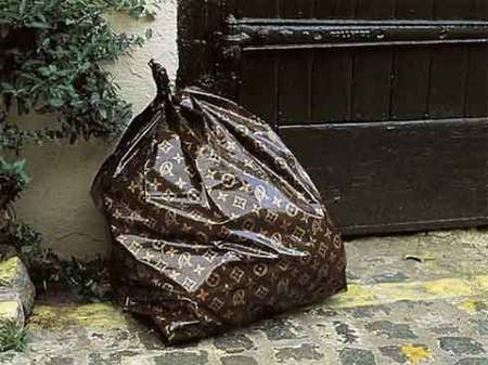 Мешки длямусора Louis Vuitton. Изображение № 1.