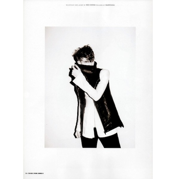 Изображение 30. Мужские съемки: Vogue, L'Officiel и другие.. Изображение № 39.