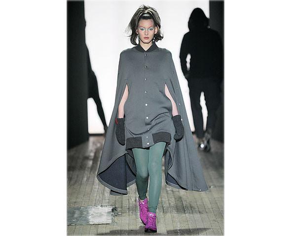 Неделя моды в Нью-Йорке: Четвертый и пятый дни. Изображение № 99.