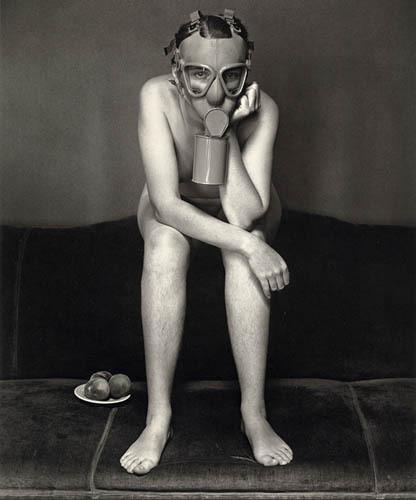 Части тела: Обнаженные женщины на винтажных фотографиях. Изображение №52.