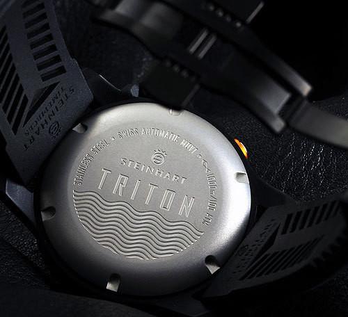 Steinhart Triton 100ATM Black. 570 EUR (19% VAT incl.). Изображение № 26.