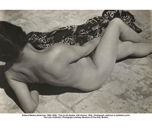 Части тела: Обнаженные женщины на винтажных фотографиях. Изображение №56.