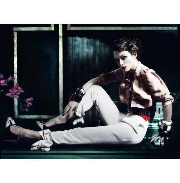 Новые съемки: i-D, Vogue, The Gentlewoman и другие. Изображение № 74.