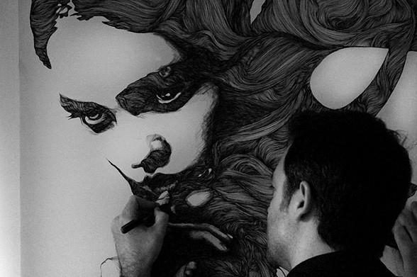 Gabriel Moreno. Глазами и руками. Изображение № 24.