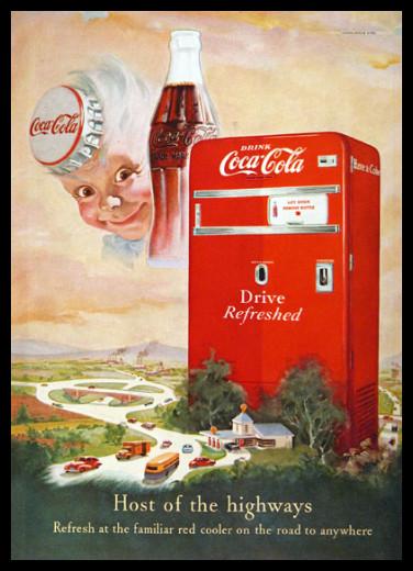 Изображение 48. Coca-cola – История бренда, история рекламы.. Изображение № 48.