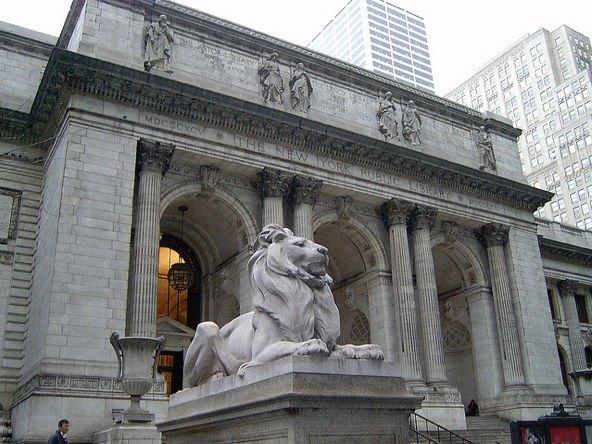 Библиотека Нью-Йорка (фото: flickr/melanzane). Изображение № 1.