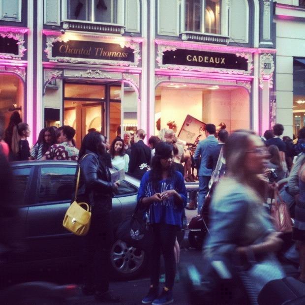 Fashion Night Out Vogue в Париже. Изображение № 4.