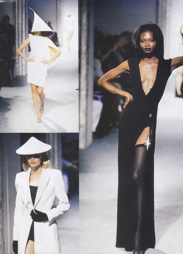 Изображение 2. Thierry Mugler 90-х. Одежда не для толпы, а для истории.. Изображение № 1.