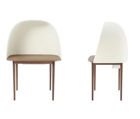 Изображение 2. Личное дело: мебельные «ракушки» для персонального пространства.. Изображение № 2.