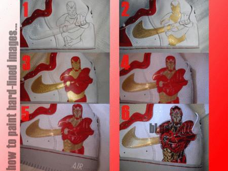 Sneakers Customizing. Изображение № 2.