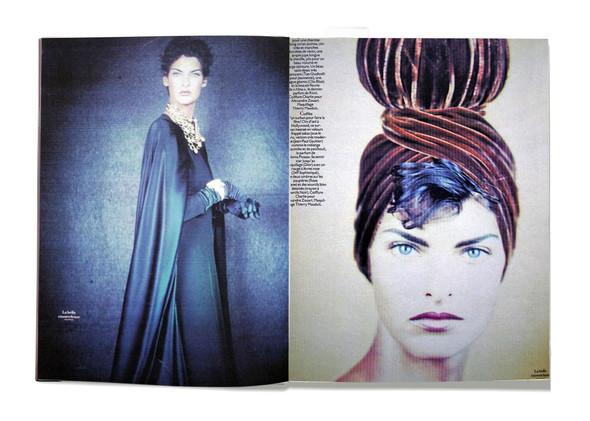Модная фотография 80х годов. Изображение № 32.