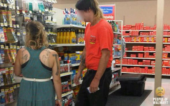 Покупатели Walmart илисмех дослез!. Изображение № 98.