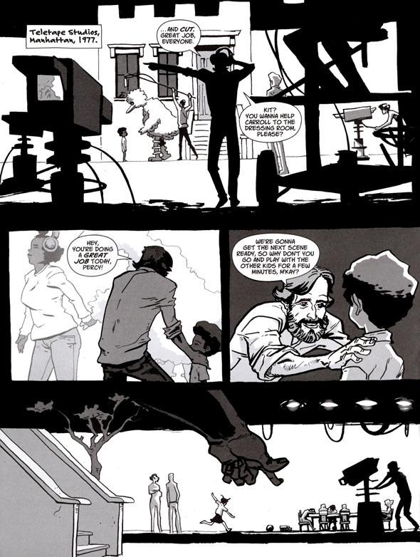 Комиксы легенды хип-хопа. Изображение № 6.