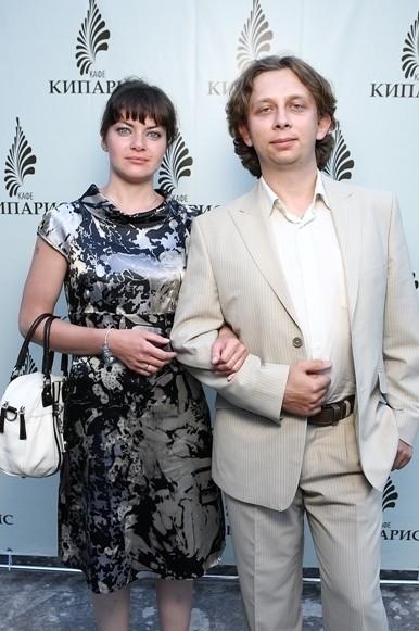 Владимир Харченко с супругой. Изображение № 11.