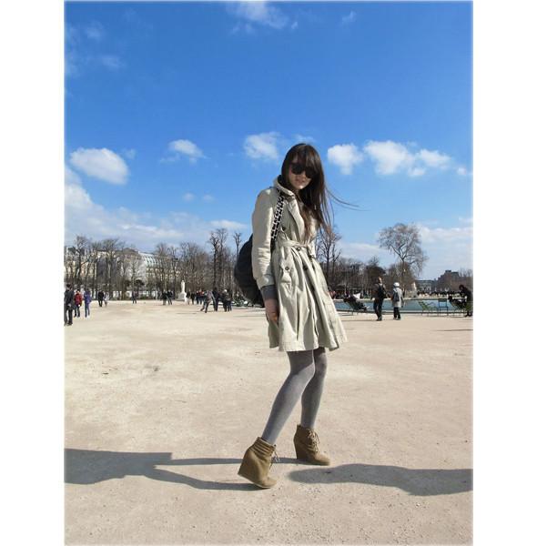 Луки с Недели моды в Париже. Изображение № 65.
