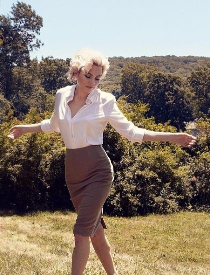 15 съёмок, посвящённых Мэрилин Монро. Изображение №108.