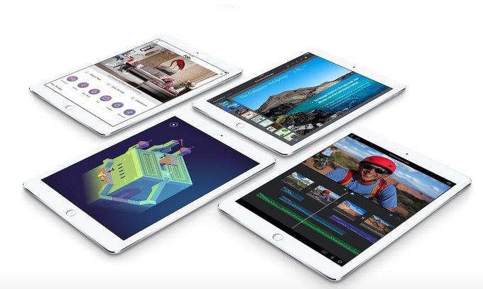 Apple представила новые iPad и iMac. Изображение № 8.