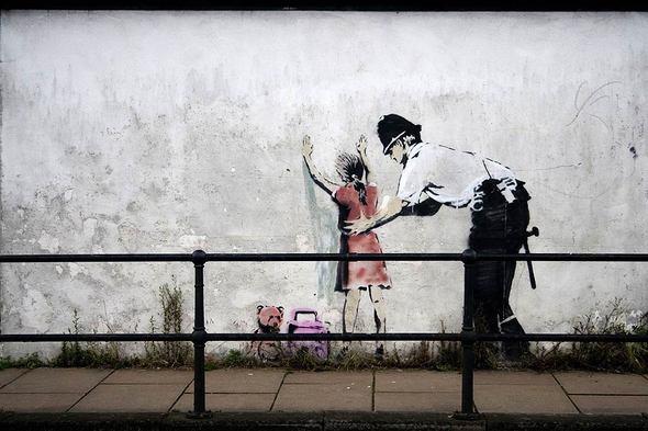 Изображение 33. Banksy (уличная мышь – герой).. Изображение № 33.