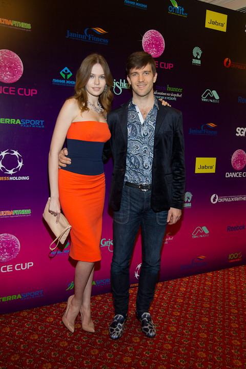 Вечеринка красоты и гармонии    DANCE CUP 2012. Изображение № 1.