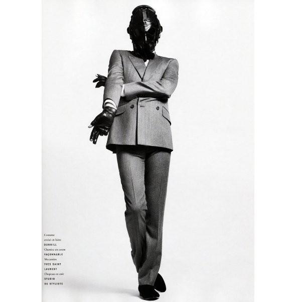 Изображение 5. Новые мужские съемки: Vogue Hommes, GQ и другие.. Изображение № 5.