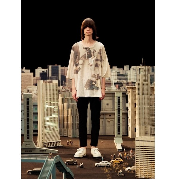 Мужские лукбуки: Alexander McQueen, Burberry и Undercover. Изображение № 51.