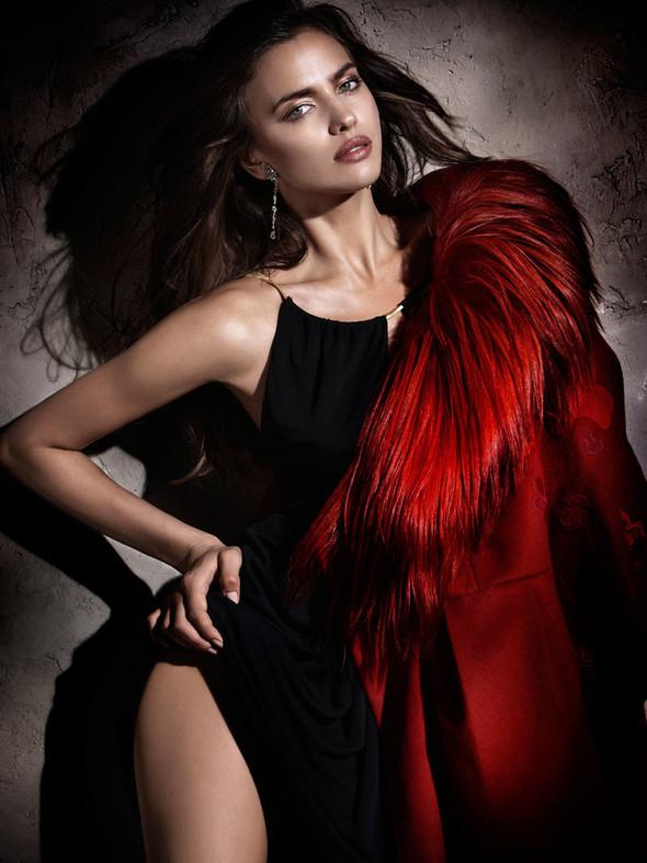 Съемка: Ирина Шейк для Elle Испания. Изображение № 3.
