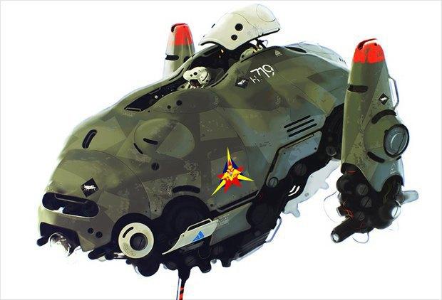 Редизайн: Новый логотип Российской армии. Изображение № 37.