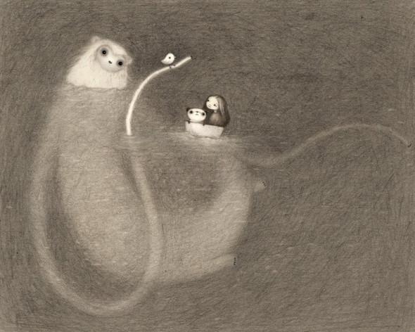 Изображение 6. Сказки на ночь от Лизы Эванс (Lisa Evans).. Изображение № 19.