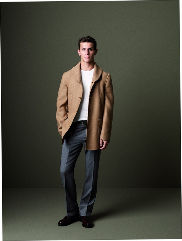 Alfred Dunhill SS 2012. Изображение № 8.