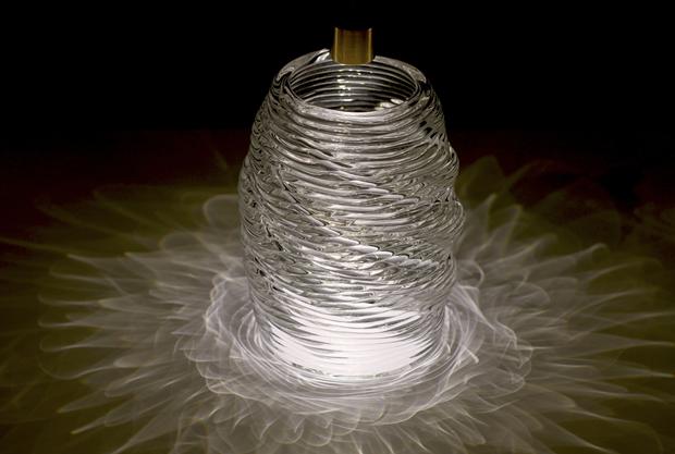 В MIT показали печать расплавленным стеклом иизделия изнего. Изображение № 13.