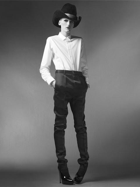 Архивная съёмка: Гарет Пью в объективе Сольве Сундсбо, 2007. Изображение № 7.