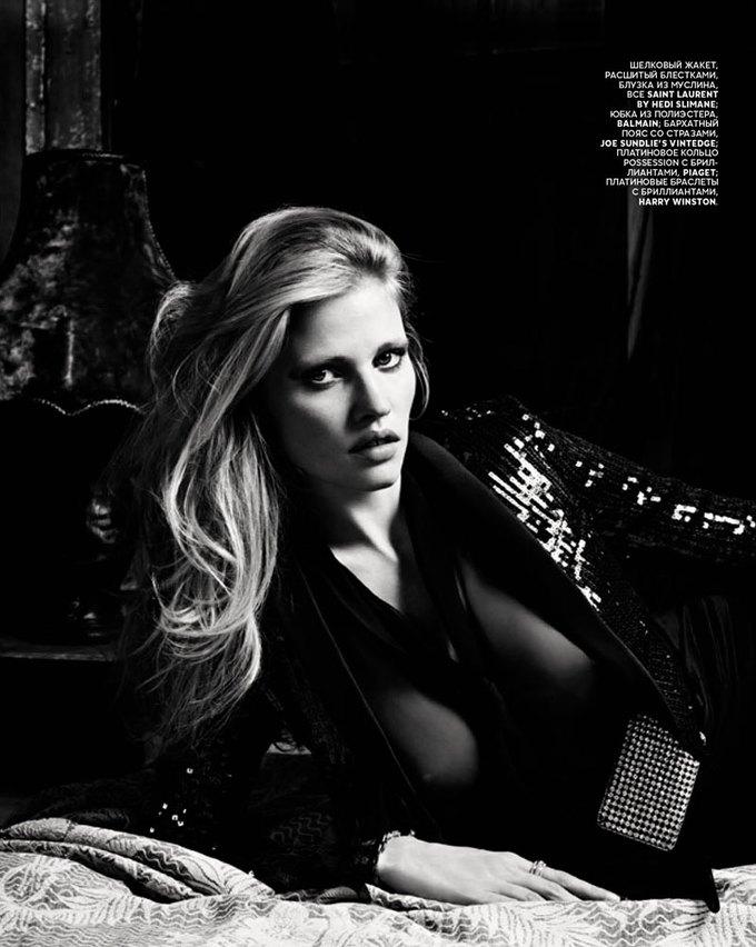 Vogue, AnOther и другие журналы опубликовали новые съемки. Изображение № 10.
