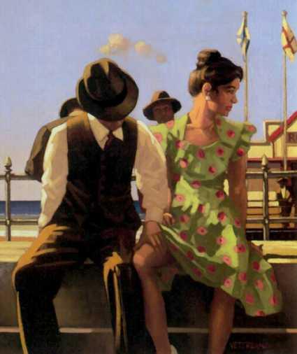 Jack Vettriano. Изображение № 10.