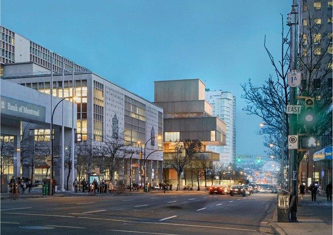 Архитектура дня: ступенчатая галерея в Ванкувере. Изображение № 2.