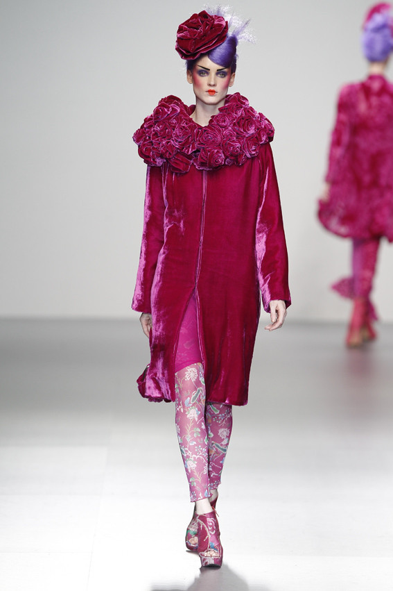 Madrid Fashion Week A/W 2012: Elisa Palomino. Изображение № 4.