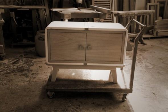Дизайн мебели Keramos от Coprodotto. Изображение № 27.