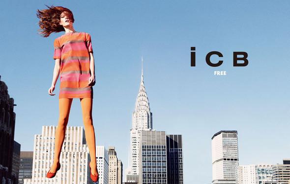 Изображение 10. 2 новые кампании : Burberry & iCB.. Изображение № 10.