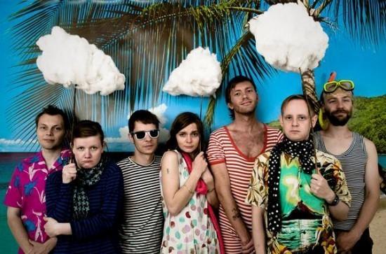 Новый альбом исландской группы Múm. Изображение № 1.