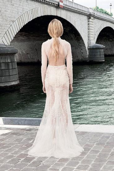 Изображение 14. Показана новая кутюрная коллекция Givenchy.. Изображение № 14.