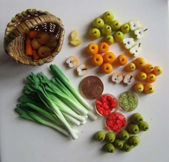 Еда в миниатюре. Изображение № 30.